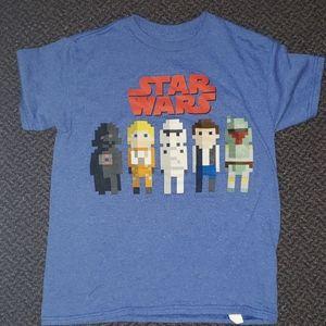 Star Wars Boys  Tshirt